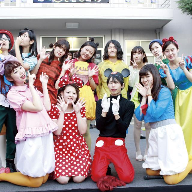 ドレスメーカー学院 【DOREME 祭り】毎年大盛況の学園祭です♪2