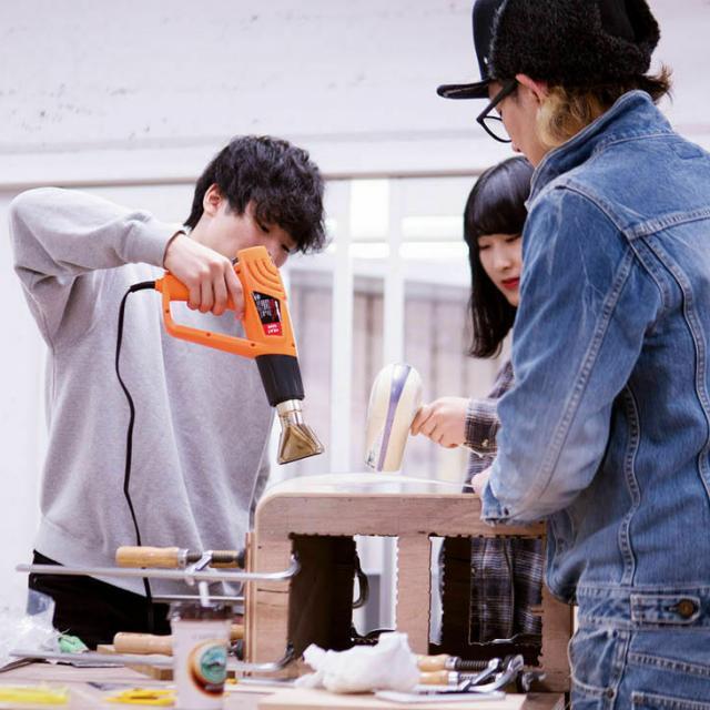 大阪デザイナー専門学校 はじめてのプロダクトデザイン講座4