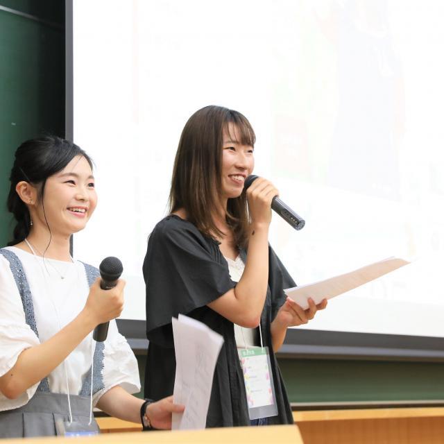 和洋女子大学 【11/23】オープンキャンパス4