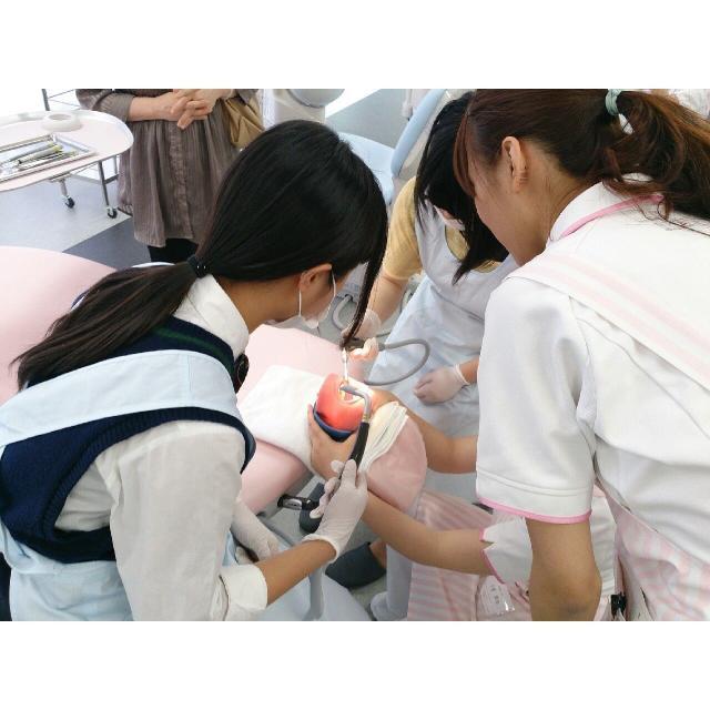 慈恵歯科医療ファッション専門学校 輝く未来の歯科衛生士に!☆体験入学会☆1