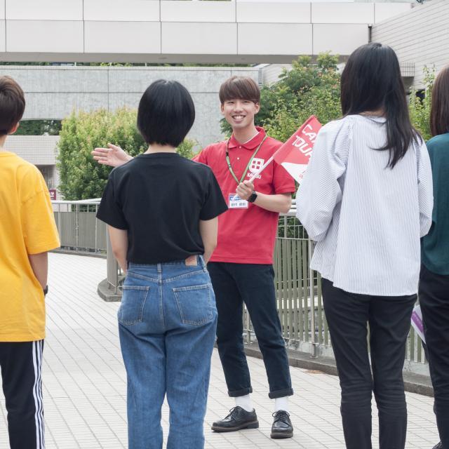 嘉悦大学 学園祭同時開催オープンキャンパス 2018年11月3日(土)1