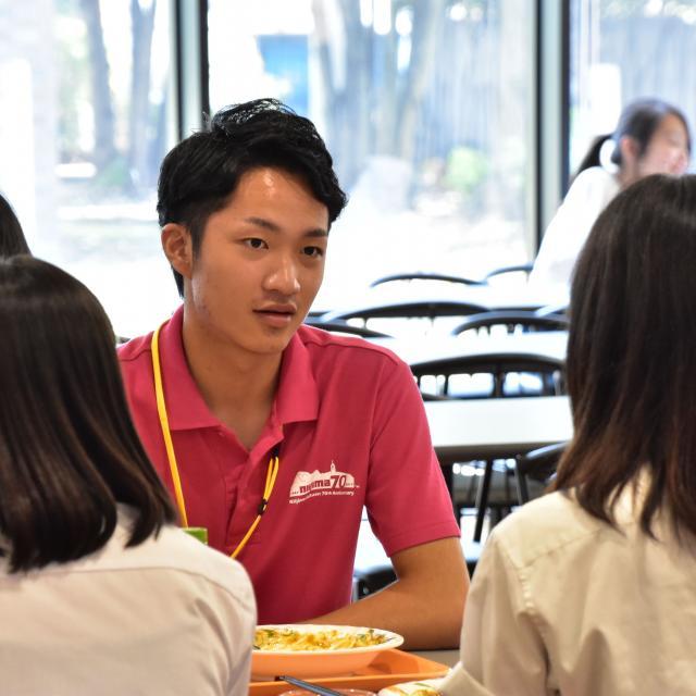 新島学園短期大学 【入試説明会】これからの入試に向けて♪♪1
