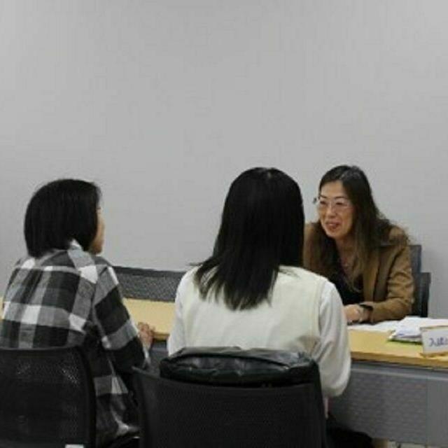 九州女子短期大学 2020 進学個別相談会3
