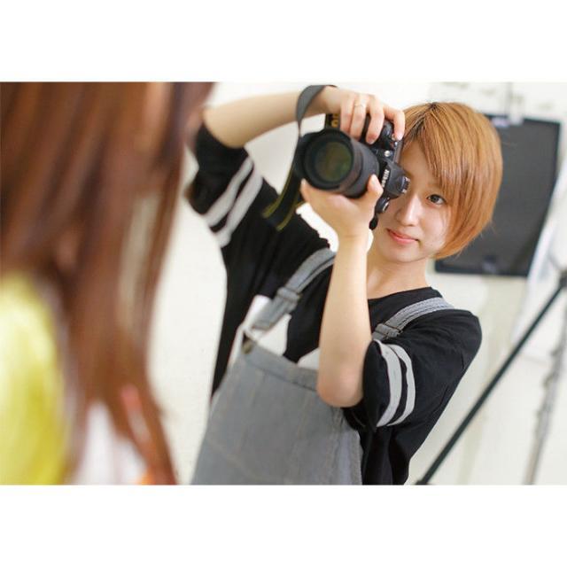 東京ビジュアルアーツ ☆体験授業☆写真学科1