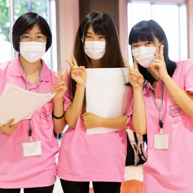 弘前学院大学 2021年度第1回オープンキャンパス(看護学部)1