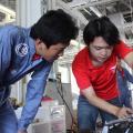 芦屋大学 OC体験授業「芦屋大学のソ-ラ-カ-とプロジェクト活動」