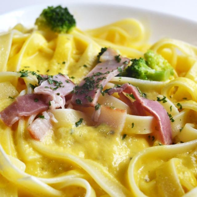 東京栄養食糧専門学校 海外の食文化を知ろう!~イタリア編~カルボナーラをつくろう!1
