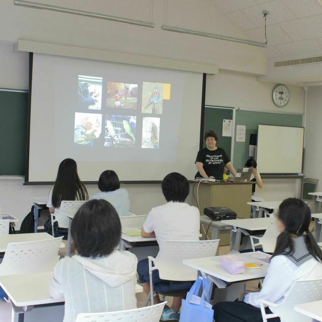 松山東雲女子大学 しののめオープンキャンパス20203