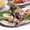 西武調理師専門学校 秋の味覚 和食膳と野菜の飾り切り体験