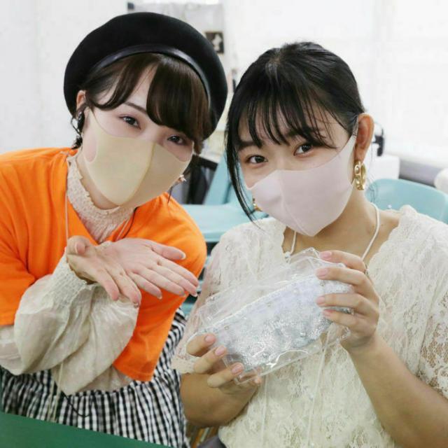 東京服飾専門学校 来校型オープンカレッジ  WORKSHOP 21
