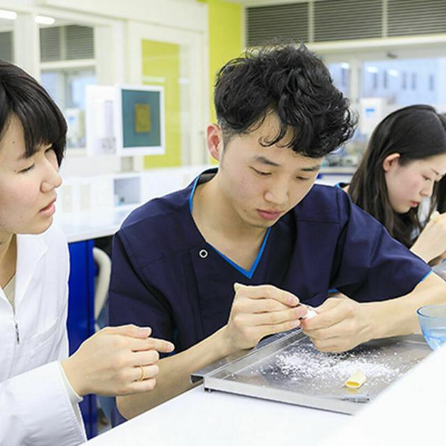 新東京歯科技工士学校 【人数限定】彫刻体験1