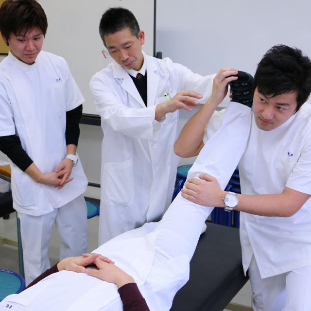 大阪行岡医療専門学校長柄校 オープンキャンパス2