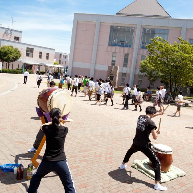 新潟医療福祉大学 夏のオープンキャンパス開催!2