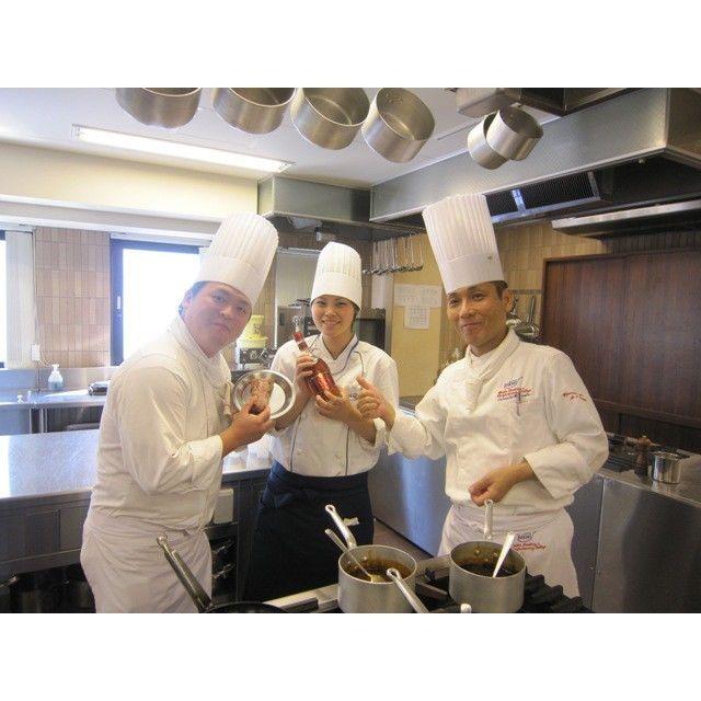 大阪調理製菓専門学校 【一流講師特別授業】夷先生直伝 ~若鶏のシャスール煮~2