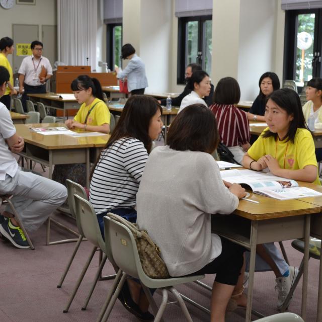 上智大学短期大学部 2018夏 オープンキャンパス4