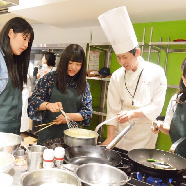 国際テクニカル調理製菓専門学校 オープンキャンパス1