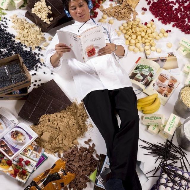 日本菓子専門学校 【スペシャルイベント】外部講師による洋菓子コース1