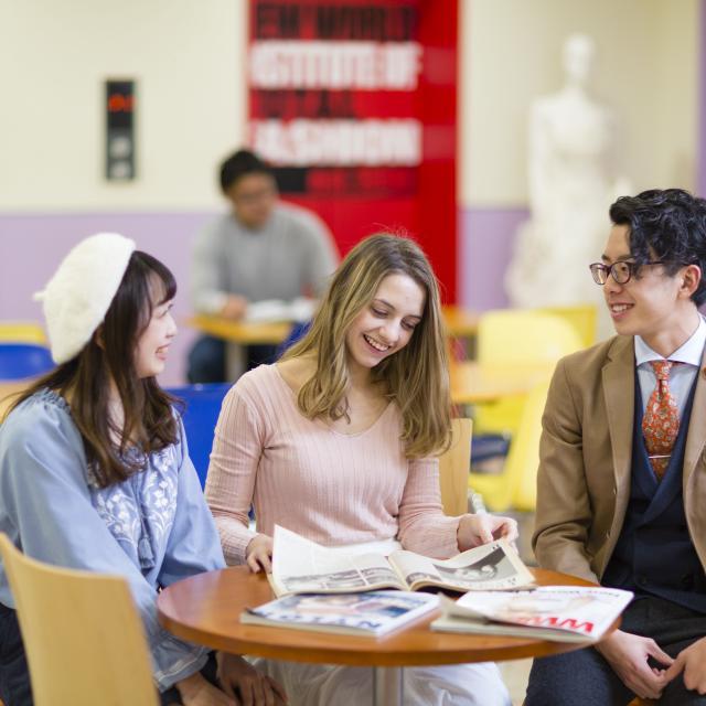 国際トータルファッション専門学校 【無料送迎バス運行】オープンキャンパス!2019年度4