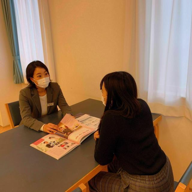 日本ホテルスクール 【学校を知る!&在校生と交流する♪】学校説明会(説明型)3
