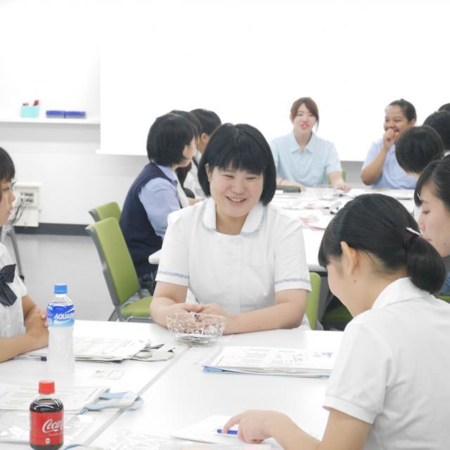 横浜中央看護専門学校 【高校生・保護者対象】ミニオープンキャンパス☆1