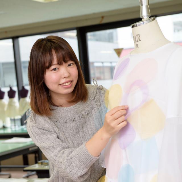 専門学校 九州デザイナー学院 3月の体験入学(総合デザイン)3