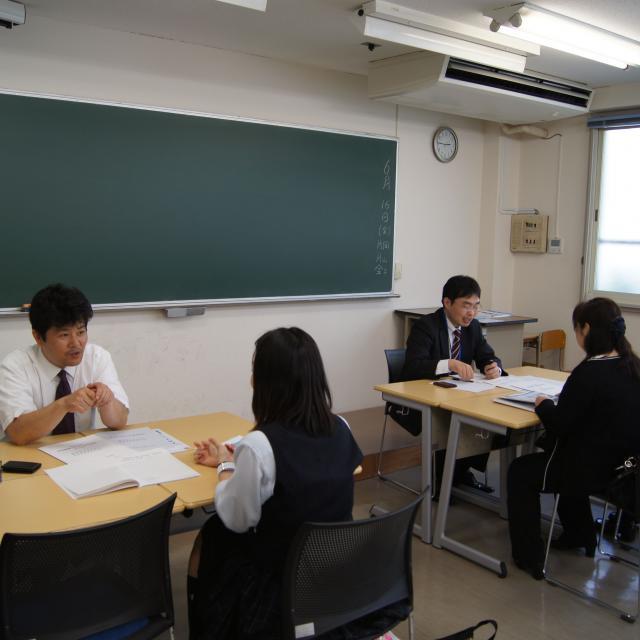 専門学校 東洋公衆衛生学院 2019年度 入試相談会1
