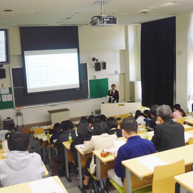 東武医学技術専門学校 1年に1度だけ☆臨床検査体験ツアー♪4