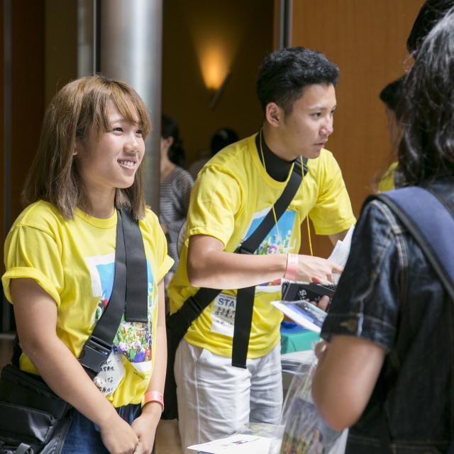 日本福祉大学 8月オープンキャンパス[半田キャンパス]4
