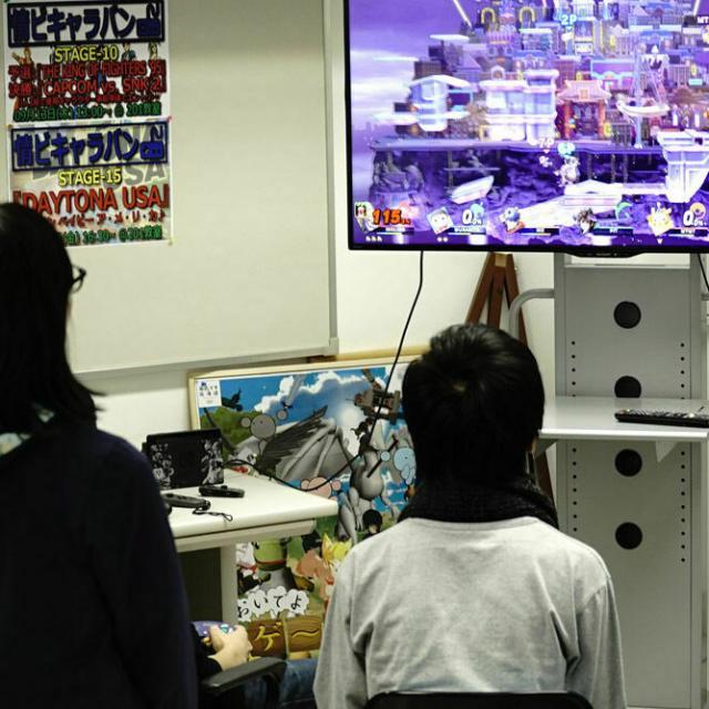 吉田学園情報ビジネス専門学校 【ゲーム学科】オープンキャンパス1