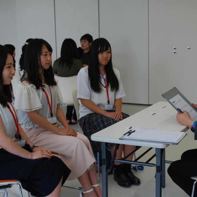 国際理容美容専門学校 ☆高校3年生限定☆技術体験&入試対策2