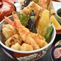 東京調理製菓専門学校 サクサク!天丼【留学生限定】