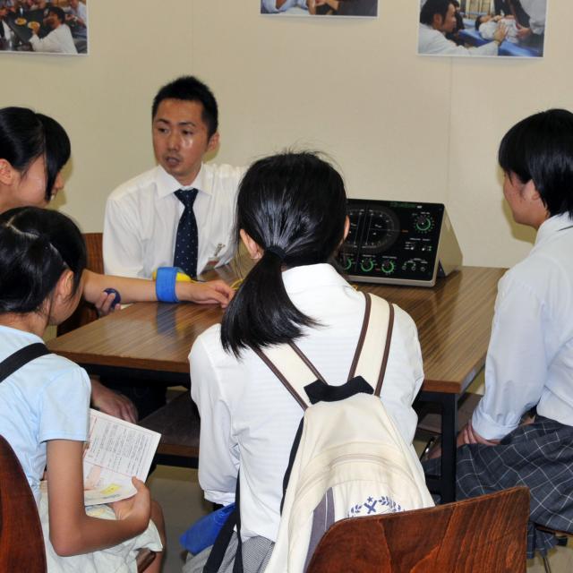 専門学校川崎リハビリテーション学院 2018年度 3校合同オープンキャンパス3