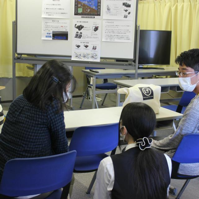 日本航空大学校 石川 能登空港キャンパス 航空工学科オープンキャンパス受付中!4