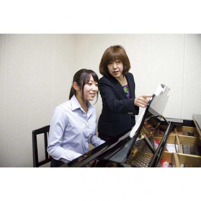 埼玉東萌短期大学 弾けたよ!ピアノ1