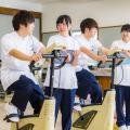 藤華医療技術専門学校 リハビリ系夏休みSPオープンキャンパス