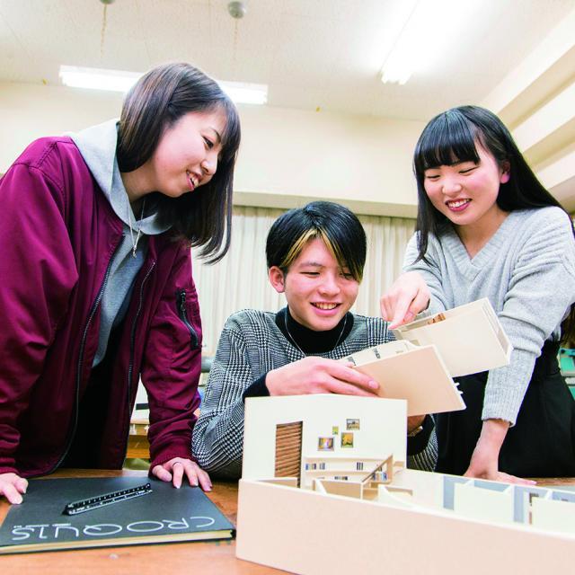 日本デザイナー学院 ~店舗デザインにチャレンジ~ショップデザイン1