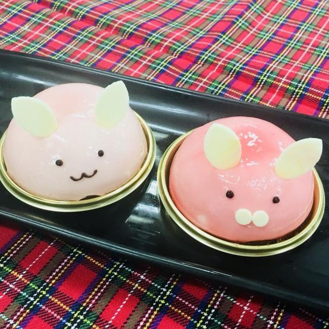 東京多摩調理製菓専門学校 ハッピーイースター♪イースターケーキ1