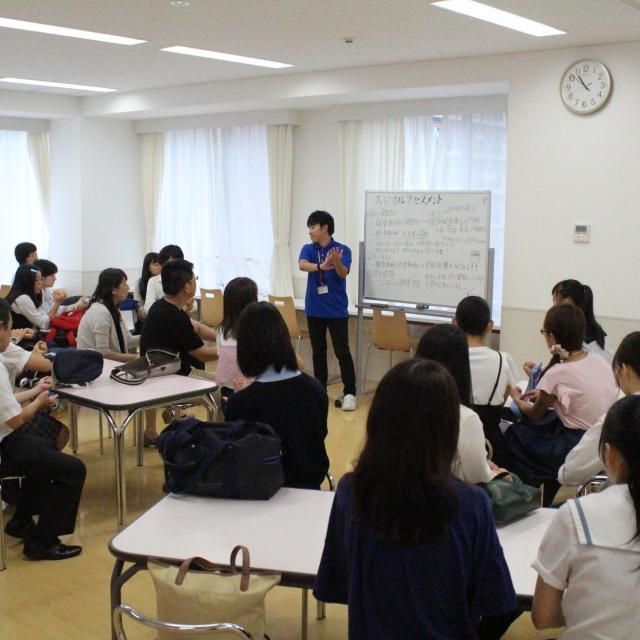 帝京高等看護学院 帝京高等看護学院のオープンキャンパス20182