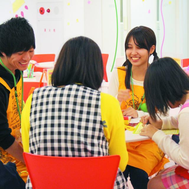 横浜こども専門学校 【高校2年生も歓迎♪】オープンキャンパス保育体験★2