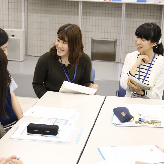 東京福祉大学 池袋キャンパス 春のオープンキャンパス2