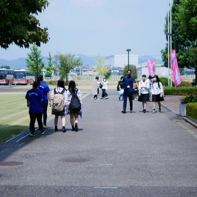 佐野日本大学短期大学 2022.3/20 春のオープンキャンパス!3