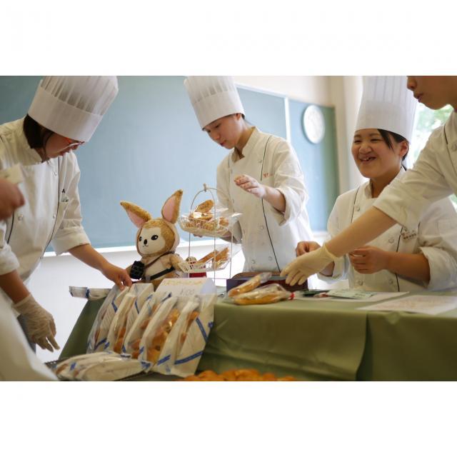 仙台YMCA国際ホテル製菓専門学校 学園祭1