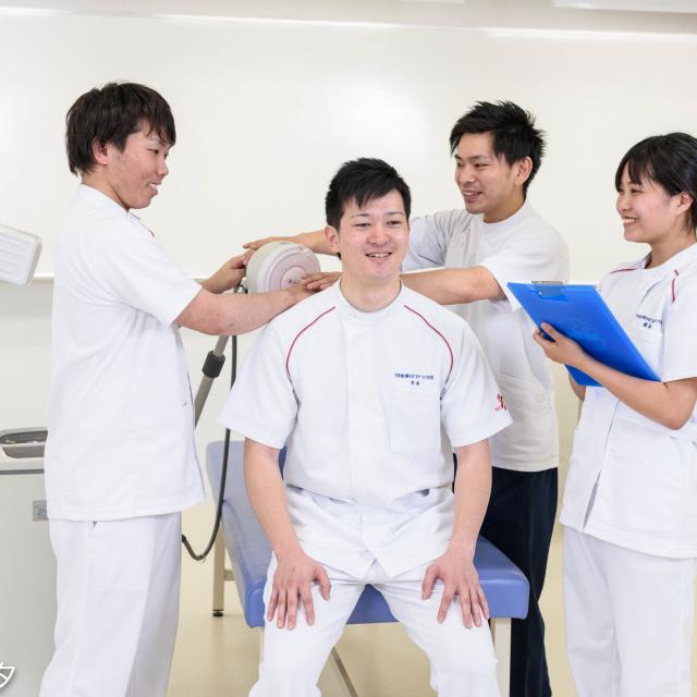 下関看護リハビリテーション学校 2018年度【理学療法学科】オープンキャンパス日程3