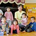 大阪保育福祉専門学校 施設見学+ピアノグループレッスン♪