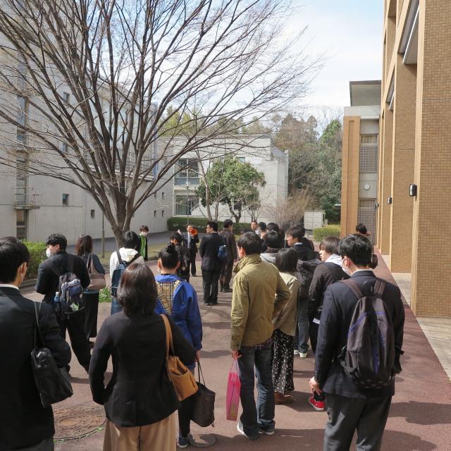 四日市大学 四日市大学 春のオープンキャンパス 新2、3年生スタート編3