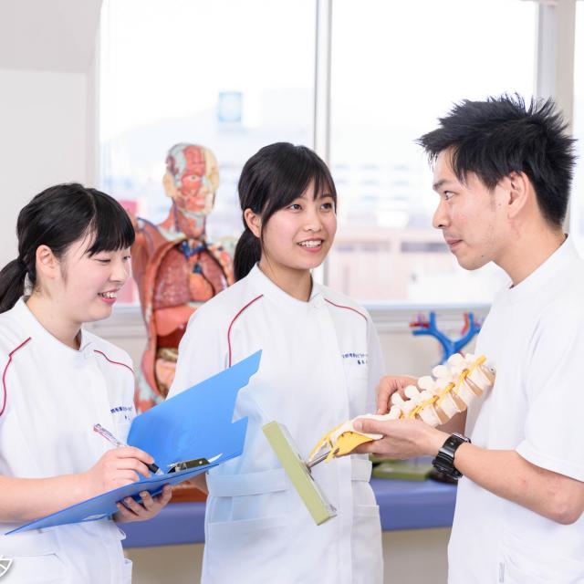 下関看護リハビリテーション学校 2018年度【理学療法学科】オープンキャンパス日程4