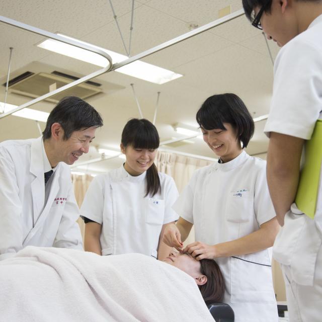関西医療学園専門学校 【高校生の方へ】部活で役立つ指圧マッサージテクニック☆1