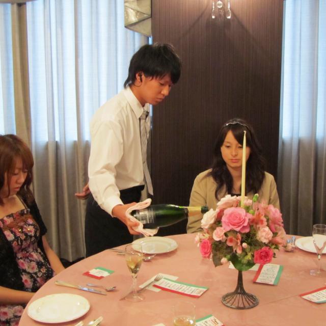 国際観光専門学校 名古屋校 一流ホテルのサービス・おもてなしを学ぼう!2