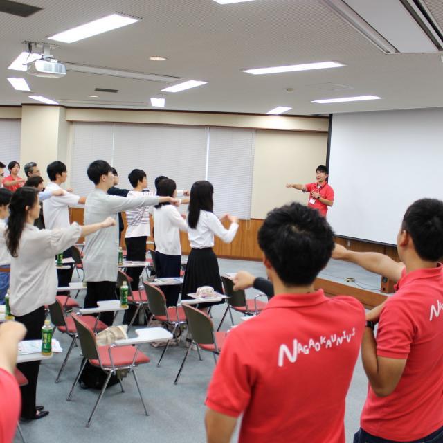 長岡大学 春のミニオープンキャンパス4