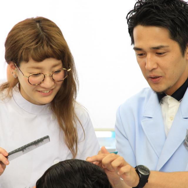 日本美容専門学校 通信科オリエンテーション4